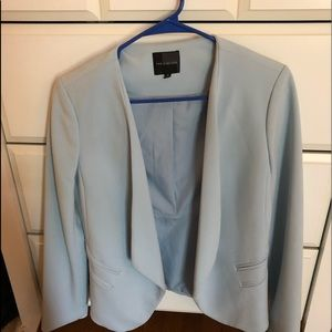 Light Blue Blazer - The Limited